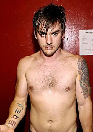 Jared Leto Male Celebrity Tattoos - 26.2KB