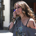 Jennifer Love Hewitt Female Celebrity Tattoos