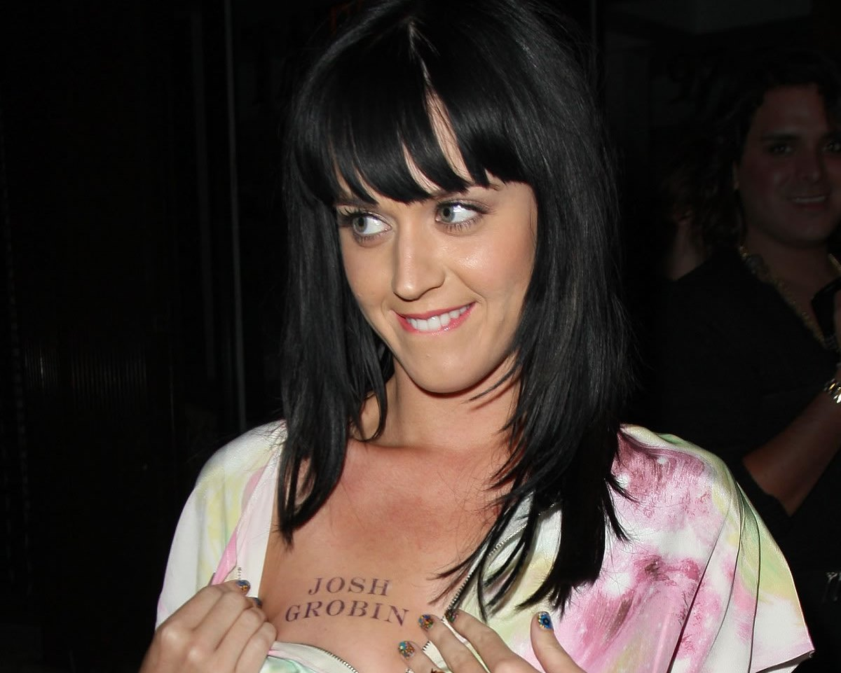 are josh groban and katy perry dating