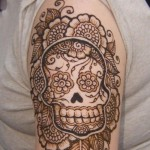 Latest Skull New Tattoo Designs