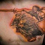 Lion Of Judah Lion Tattoo Designs For Men