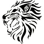 Lion Tattoo Designs Pattern