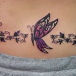 Lower Back Cool Tattoo Designs