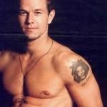 Mark Wahlberg Celebrity Male Tattoos - Copy