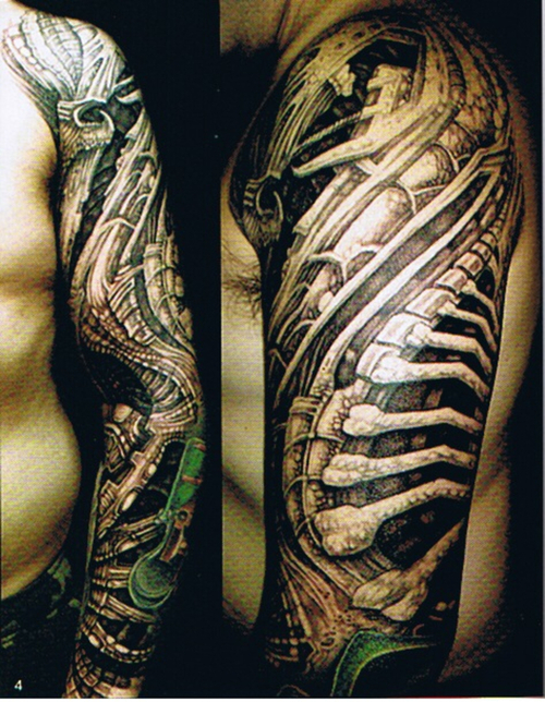 mechanical full sleeve tattoo designs for men tattoo love. Black Bedroom Furniture Sets. Home Design Ideas