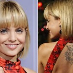 Mena Suvari Famous Celebrity Tattoo