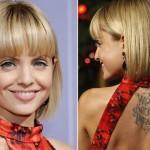 Mena Suvari Female Celebrity Tattoos