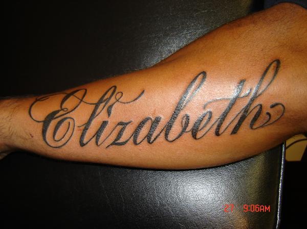 name tattoo designs on arm tattoo love. Black Bedroom Furniture Sets. Home Design Ideas