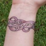 Name With Fullname Tattoo Designs