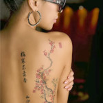 New Amazing Back Tattoo Designs