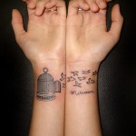 New Wrist Tattoo Designs