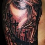 Religious Art Tattoo Designs