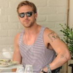 Ryan Gosling Famous Celebrity Tattoos