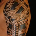 Samoen Half Sleeve Tattoo Designs