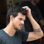 Taylor Lautner Famous Celebrity Tattoo