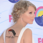 Taylor Swift Famous Celebrity Tattoos