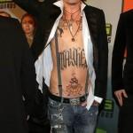 Tommy Lee Men Celebrity Tattoos