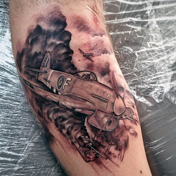 good military tattoos men of fighter jets tattoo love. Black Bedroom Furniture Sets. Home Design Ideas