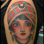 gypsy-girl-tattoo