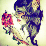 gypsy-girl-tattoo-poster-2