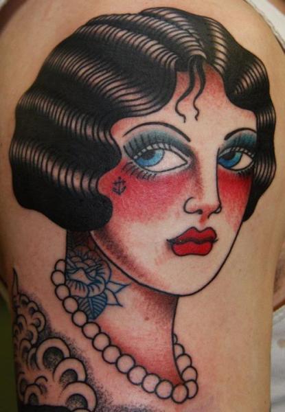 old-school-female-tattoo-designs-butterfly